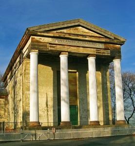 The Dutch Reformed Church in Newburgh